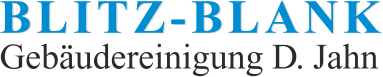 Blitz-Blank Dresden | Gebäudereinigung Logo